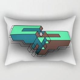 Attribute Rectangular Pillow