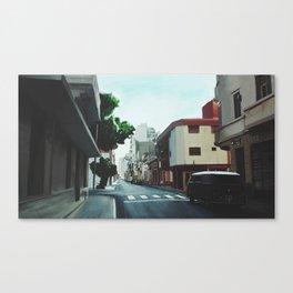 San Telmo, Buenos Aires Canvas Print
