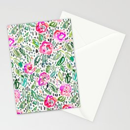 Hibiscus Frolic Stationery Cards