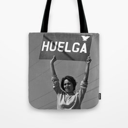 Chicana Activist Hall of Fame Tote Bag