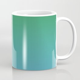 Emerald Water Coffee Mug