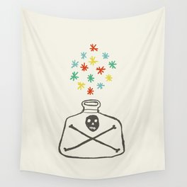 Potion Wall Tapestry
