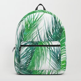 Bed Head Palm   #society6 #decor #buyart Backpack
