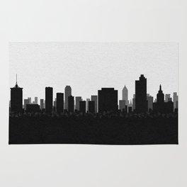 City Skylines: Tulsa Rug