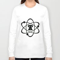 philadelphia Long Sleeve T-shirts featuring Philadelphia Experiment  by PussyCatTees