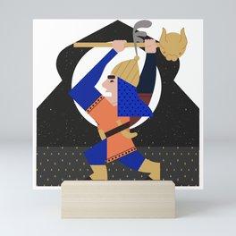 Fereydun Mini Art Print