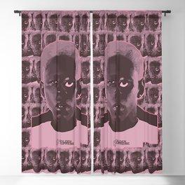 One-Eyed Okonma Blackout Curtain