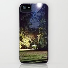 Somnambulism iPhone Case