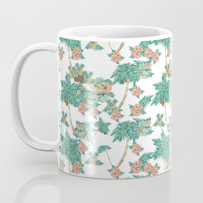 Tropical Kitch Coffee Mug