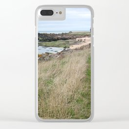 Shell Cottage  Clear iPhone Case