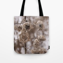 muted day I Tote Bag