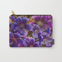 SPECIE GERANIUMS Carry-All Pouch