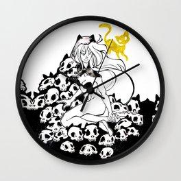 Inktober : Teeming Wall Clock