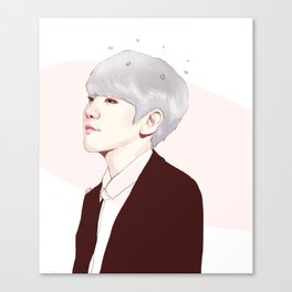 EXO B Canvas Print