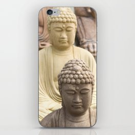 Wise Ones iPhone Skin
