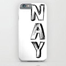 NAY Slim Case iPhone 6s
