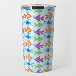 fish tank Travel Mug