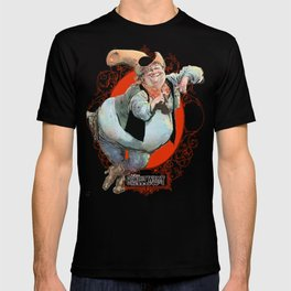 Cowboy Wally Lean T-shirt