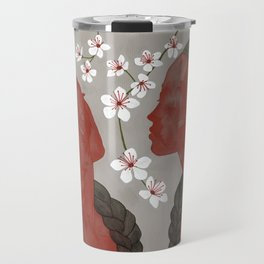 cherry blossom girls Travel Mug
