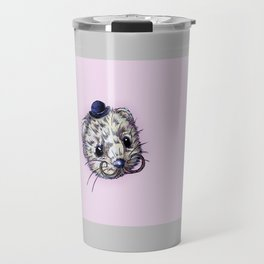Gentleman Mink Travel Mug
