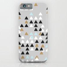 Scandinavian geometric pattern iPhone 6s Slim Case