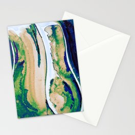 Mother Earth Watercolor Stationery Cards