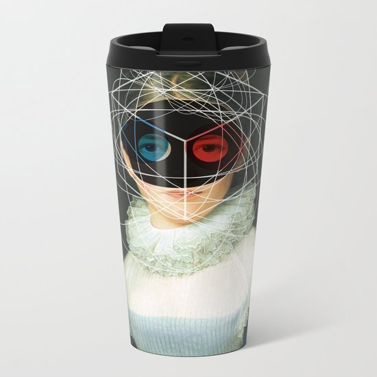 Another Portrait Disaster · G2 Metal Travel Mug