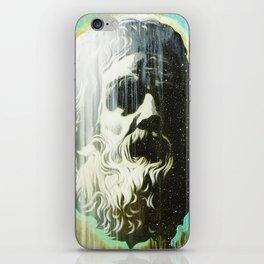 HOLYGHOSTFACE iPhone Skin