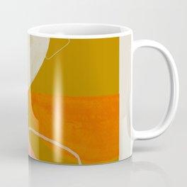 Mid Century Abstract  Coffee Mug