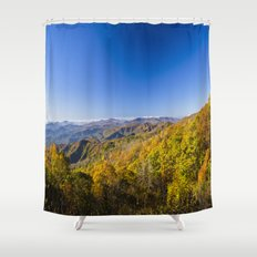 The perfect space  Shower Curtain