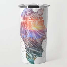 Spirit of the Bat Travel Mug