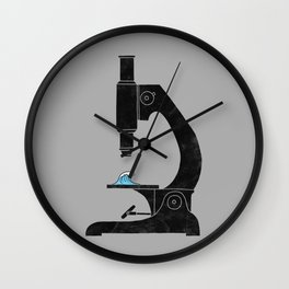 Microwave Wall Clock
