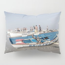 Brigantine Lifeboat Pillow Sham