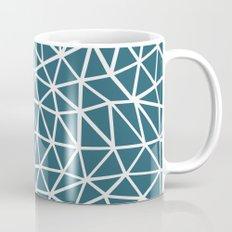 Segment Blue Mug