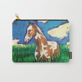 Painted fields Carry-All Pouch