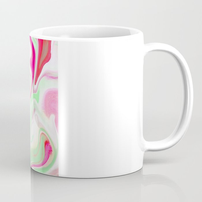 Liquid 4 Coffee Mug