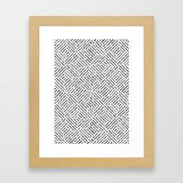 CSI TERMINOLOGY Framed Art Print