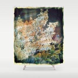 Vintage Bouquet Shower Curtain