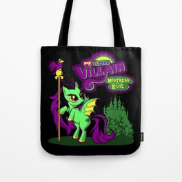 Mistress of all Ponies Tote Bag