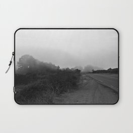 And The Fog Rolls In Laptop Sleeve