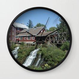 Clifton Mill Wall Clock