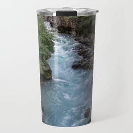 Alaska River Canyon - I Travel Mug