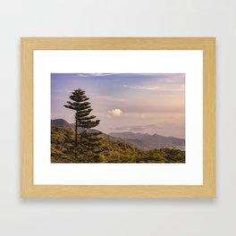 The Islands Framed Art Print