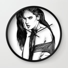 Juliana Herz Wall Clock