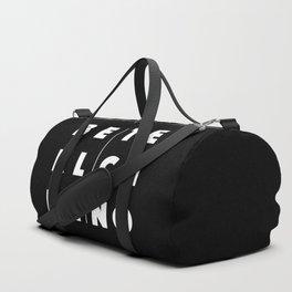 Berlin Techno Duffle Bag