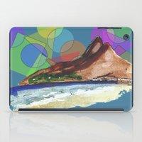 brazil iPad Cases featuring Leblon, Brazil by terezamc.