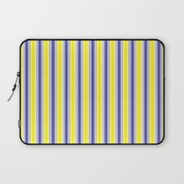 Complementary Series: 1. Purple and Yellow Gradient Laptop Sleeve
