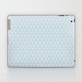 Spaceship Earth Triangles Laptop & iPad Skin
