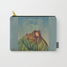 Volcano Love Carry-All Pouch