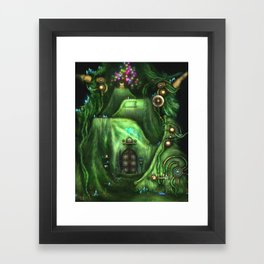 The Stem Room Framed Art Print